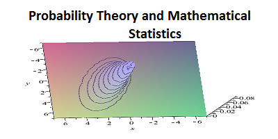 Probability theory and mathematical statistics IT.I1.STATISTICS.0.Ex